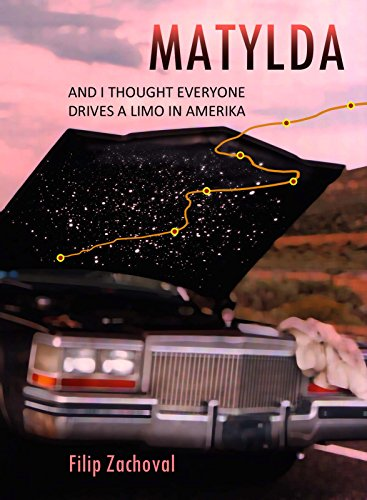 Matylda:  and I thought everyone drives a limo in Amerika book cover